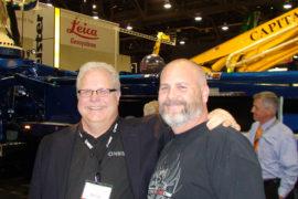 Rob Edwards and Todd Bullis