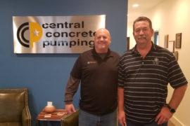 Todd Bullis and Carl Walker