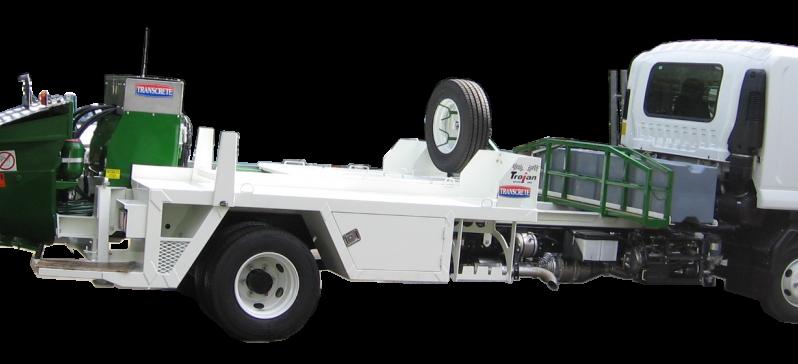 Transcrete P60LS111 Concrete Pump