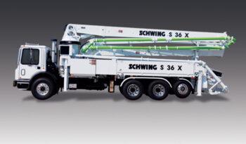 S 36 X by Schwing full